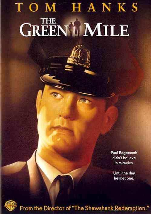 GREEN MILE BY HANKS,TOM (DVD)
