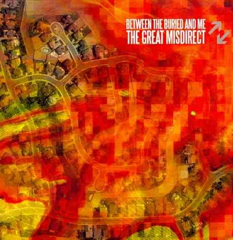 GREAT MISDIRECT BY BETWEEN THE BURIED A (CD)