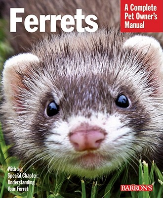 Ferrets By Mathis, Christine